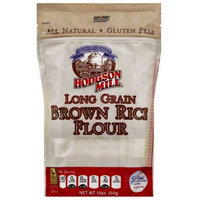 Hodgson Mill Long Grain Brown Rice Flour, 16 oz, (Pack of 6)