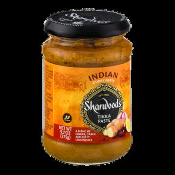 Sharwood's Indian Curry Paste Tikka Medium