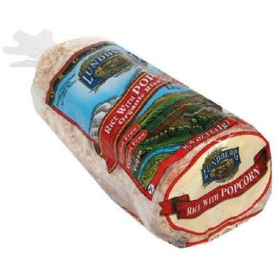 Lundberg Organic Popcorn Rice Cake, 8.5-Ounces (Pack of 12)