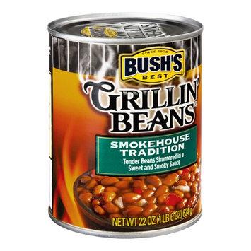Bush's Grillin' Beans Smokehouse Traditional