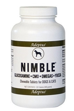 Adeptus Nutrition Nimble Supreme Pet TabS