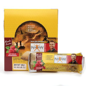 NOW Energy Bar Manuka Newton Snack Bars