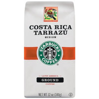Starbucks Costa Rica Tarrazu Coffee, Ground, 12-Ounce Bags (Pack of 3)