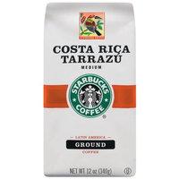 Starbucks Costa Rica Tarrazu Coffee, Ground, 12-Ounce Bags (Pack of 3)