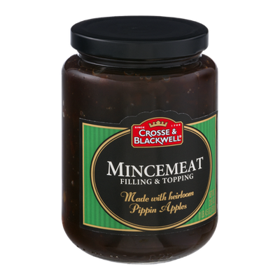 Crosse & Blackwell Mincemeat Filling & Topping