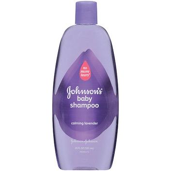Johnson's w/Natural Lavender Baby Shampoo