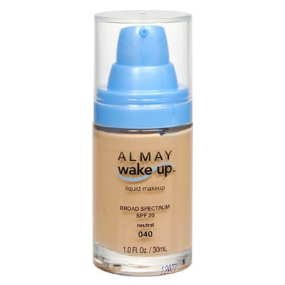 Almay Wake Up Liquid Makeup