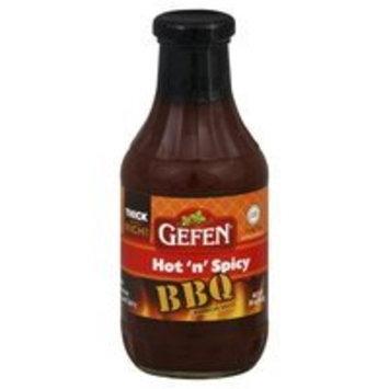 Gefen Hot & Spicy BBQ Sauce 18oz