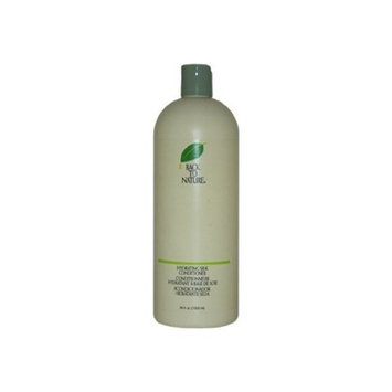 Hydrating Silk Conditioner Unisex by Back To Nature, 34 Ounce