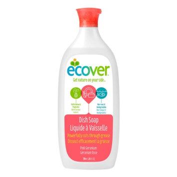 Ecover Liquid Dish Soap, Pink Geranium, 25 fl oz