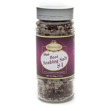 Himalayan Pink Foot Soaking Salt 84