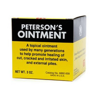 Peterson's Ointment