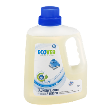 Ecover Natural Laundry Liquid Detergent - 40 Loads