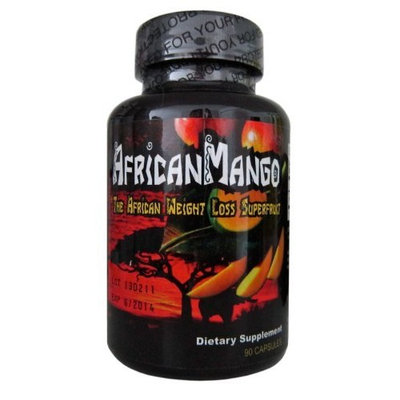 AFRICAN MANGO from ANR - The Weight Loss Superfruit Supplement clinically proven to burn an average of 12.4 lbs and 2 inches of belly fat every 28 days! Without diet or exercise!