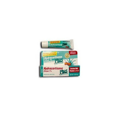 Hydrocortisone 1 Percent Maximum Strength Anti-Itch Cream Plus By Taro - 1 Oz