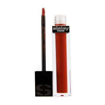 Sisley Phyto Lip Gloss # 6 Rouge 6Ml/0.2Oz