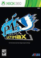 Arc System Works Persona 4 Arena Ultimax