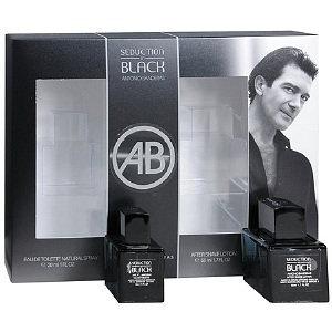 Antonio Banderas Seduction In Black Fragrance Set
