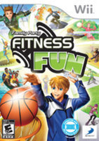 D3 Publisher of America Family Party: Fitness Fun
