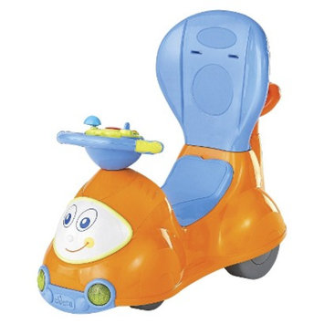 Chicco 4 In 1 Ride On Car - Orange