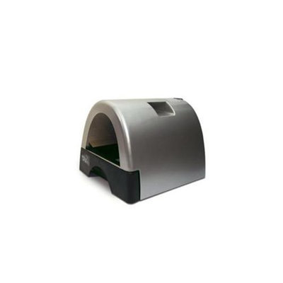 Kitty A Go Go Litter Box -Metallic-10101