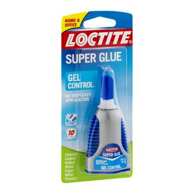 Loctite Super Glue Gel Control
