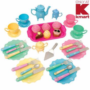 Just Kidz 37pc Princess Tea Set - BOLEY CORPORATION
