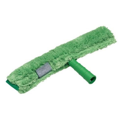 UNGER NC350 Washer Strip, Microfiber,14 in, Green