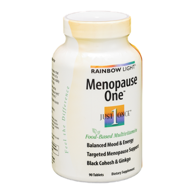 Rainbow Light Menopause One Tablets - 90 CT
