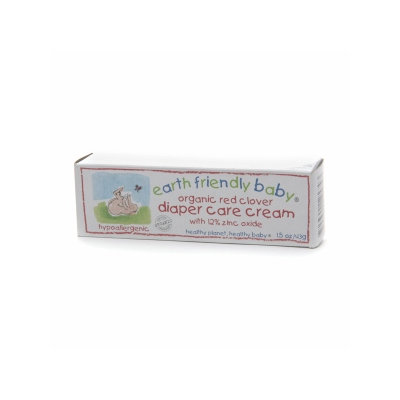 Earth Friendly Baby Organic Diaper Care Cream