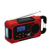 First Alert Fa-1160 Am/fm Weather Band Radio With Weather Alert