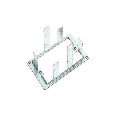 StarTech.com Boxless Wall Bracket for Wallplates - Wall mount bracket