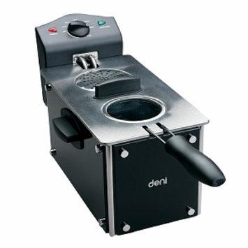 Deni 3.0qt. Glass Deep Fryer