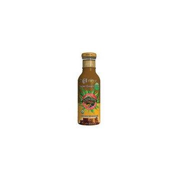 Cell-nique Celll-nique Organic Dark Chocolate Super Green Drink, 12 Ounce -- 12 per case.