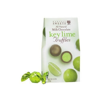 Harvest Sweets Key Lime Truffles 2.6 Oz