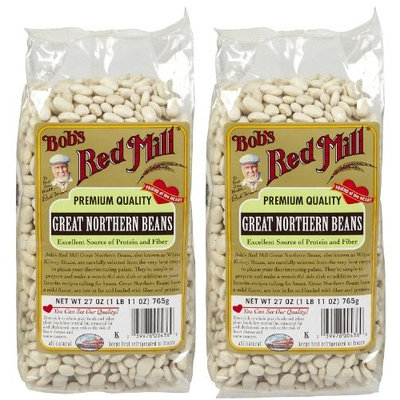 Bob's Red Mill Great Northern Beans - 2 pk.