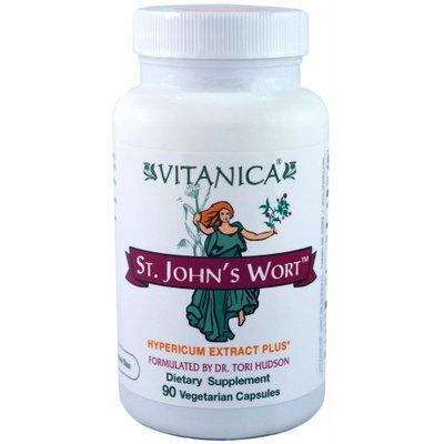 Vitanica - St. John's Wort - 90 Vegetarian Capsules