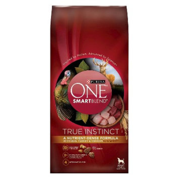 One Dog Purina One True Instinct Turkey & Venison Dog Food - 15 lb
