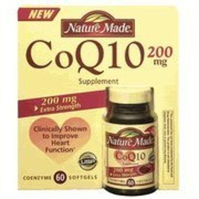 Nature Made CoQ10 200 mg - 60 Softgels