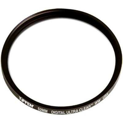 Tiffen 52mm Digital Ultra Clear WW Protective Filter