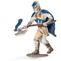 Schleich Griffin Knight Action Figure with Axe