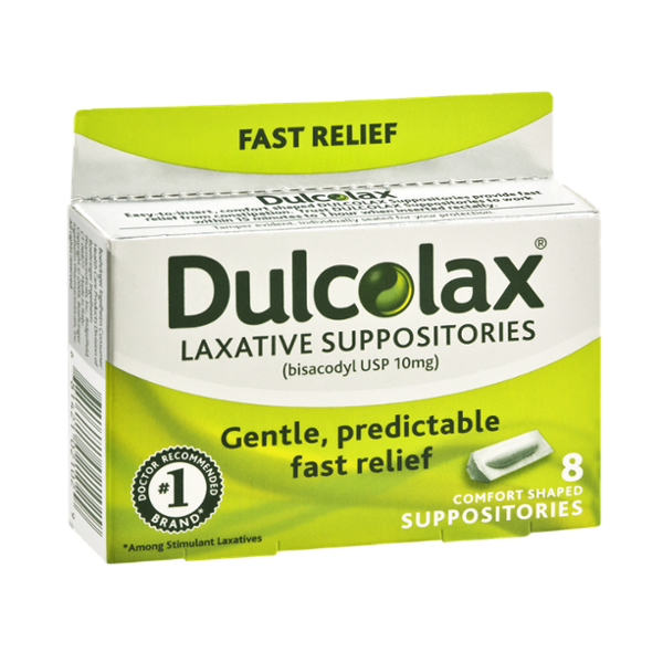 Incredible Dulcolax Laxative Suppositories Pabps2019 Chair Design Images Pabps2019Com