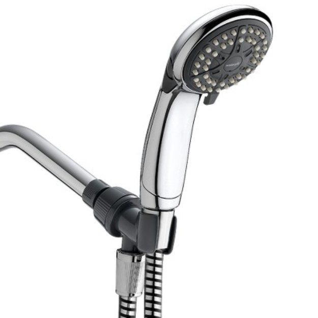 waterpik showerhead