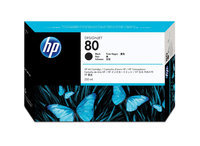 Hewlett Packard Printing & Imaging HP 80 Black Ink Cartridge C4871A