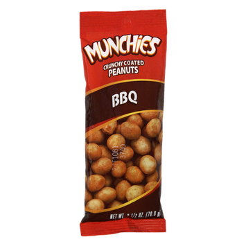 Munchies BBQ Crunchy Coated Peanuts