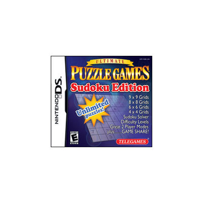 Telegames Ultimate Puzzle Games: Sudoku Edition