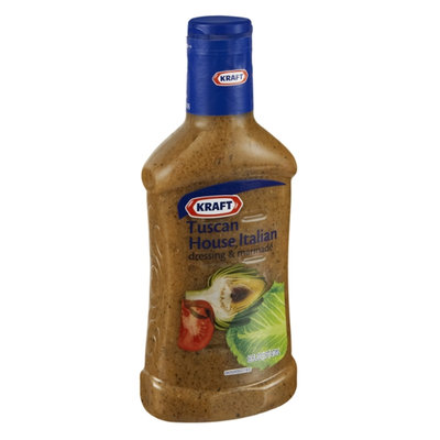 Kraft Tuscan House Italian Dressing & Marinade