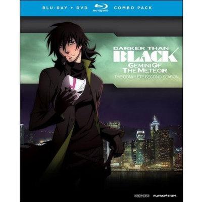 Darker Than Black: The Complete Second Season + OVA (Blu-ray + DVD)