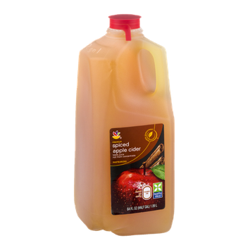 Ahold Spiced Apple Cider