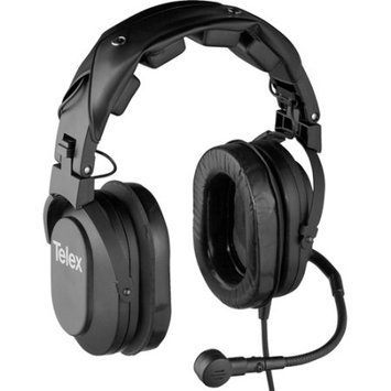 Bosch HR-2 Hr2 Dual-sided Full Cushion Medium Weight Noise Reduction Headset A4f Connecto